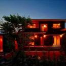 知多の家の写真 外観 夜景