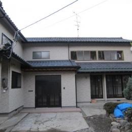 M邸耐震・エコリフォーム改修 (外観)