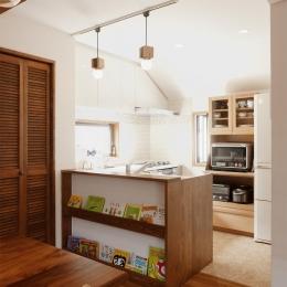 y邸・子ども達のために 自然素材で楽しくリノベーション