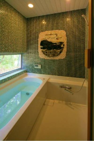 浴室 (美浜の家)