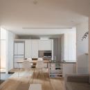 宮の沢の家の写真 透明感のある明るい1階LDK