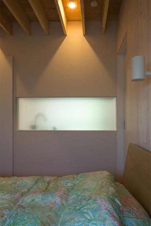 宮の沢の家の写真 ベッドルーム
