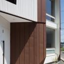 宮の沢の家の写真 玄関ポーチ・外観