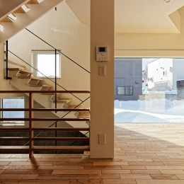 スケルトン階段の画像3