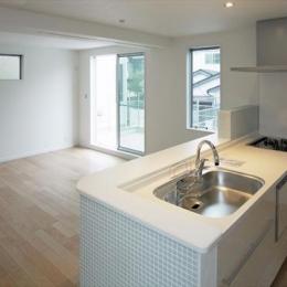 建築家 滝沢伸夫の事例「46坪・2階建て:2世帯住宅」