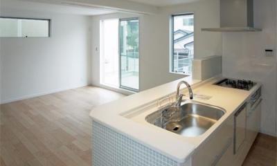 46坪・2階建て:2世帯住宅