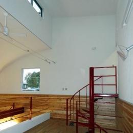 70坪・2階建て1階はRC造、2階木造の混構造・高仕様