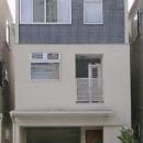滝沢伸夫の住宅事例「32坪・3階建て:プラス車庫4坪」