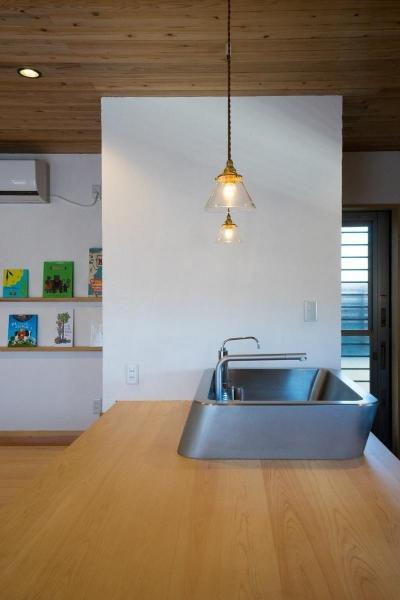 H邸 (キッチン)