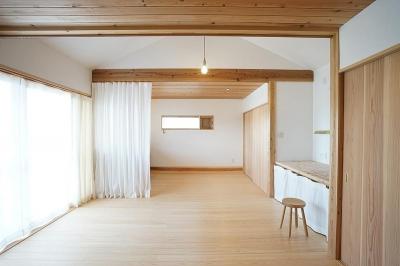 H邸 (寝室)