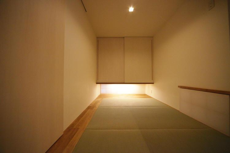 Δハウスの部屋 1F たたみ室