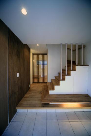 Δハウスの部屋 1F 玄関
