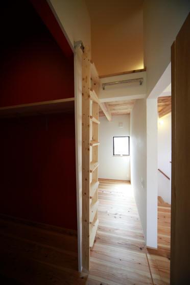 ウイングハウスの部屋 2F 廊下