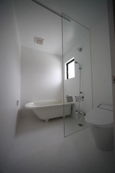 ウイングハウスの部屋 2F 浴室