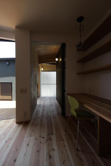 ウイングハウスの部屋 1F 廊下