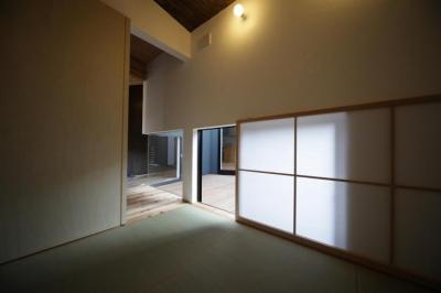 1F たたみ室 (ウイングハウス)