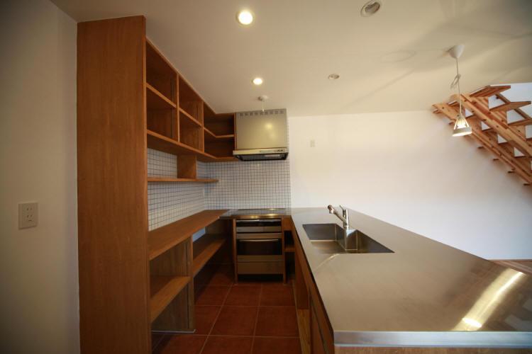 ウイングハウスの部屋 1F キッチン
