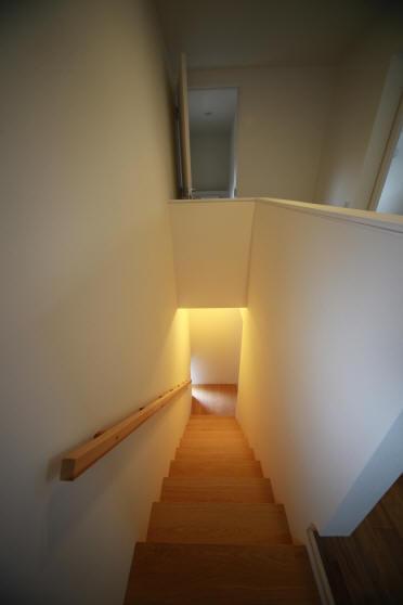 Flapハウスの部屋 2F 階段