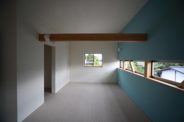 Flapハウスの部屋 2F こども室