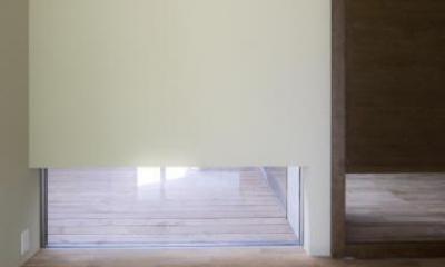 1F 玄関|Flapハウス
