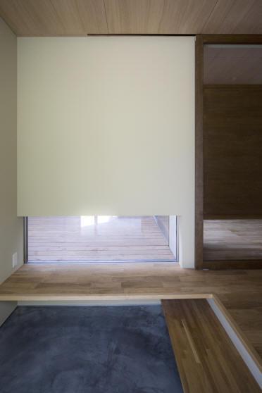 Flapハウスの部屋 1F 玄関