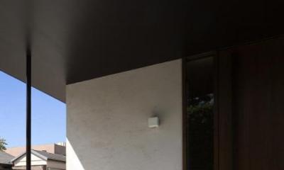 Flapハウス (玄関)