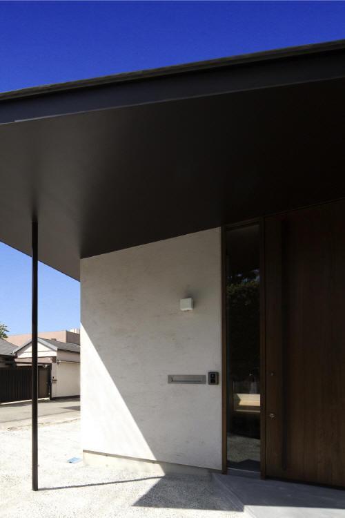 Flapハウスの部屋 玄関