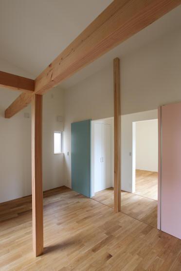 Mハウス (子供室)