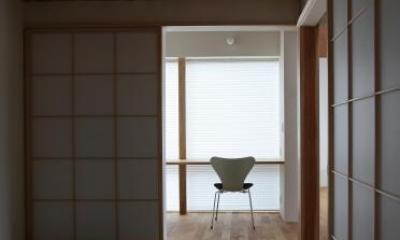 たたみ室|Mハウス