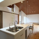 小川 一の住宅事例「Mハウス」