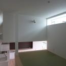 KRYM-元住吉の医院併用二世帯住宅の写真 落ち着いた和室