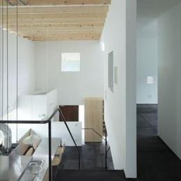 tsuchiura canvas (2階からの眺め)