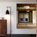 cow houseの写真 二間続きの和室