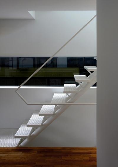 階段 (トールハウス・フルハウス)