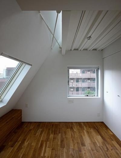 子世帯寝室 (トールハウス・フルハウス)