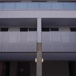 SAT-HOUSE (ピロティのある3階建て住宅 2)
