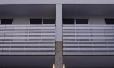 ピロティのある3階建て住宅 2|SAT-HOUSE