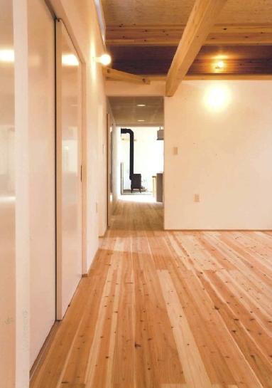 AI-HOUSEの部屋 洋室