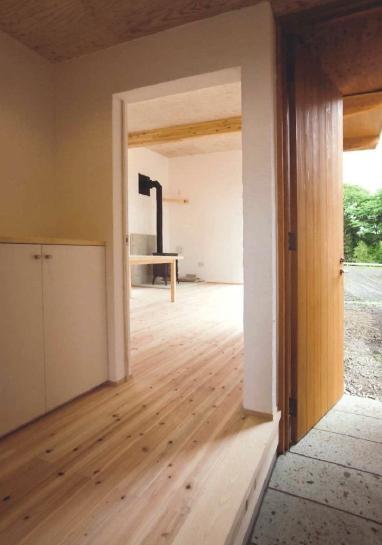 AI-HOUSEの写真 玄関・リビング