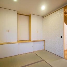suijin_House (和室)