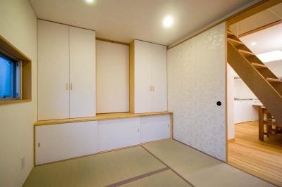 和室 (suijin_House)