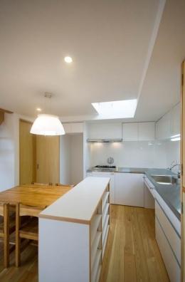 suijin_House (機能的なキッチン)