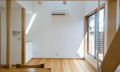 suijin_House (ダイニング脇のゴロリスペース)