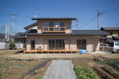 st_Houseの部屋 外観・畑