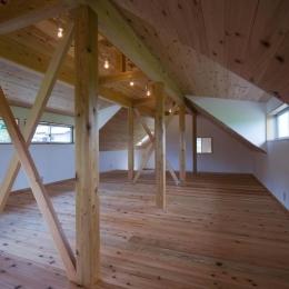 goma_House (広々としたロフト 3)