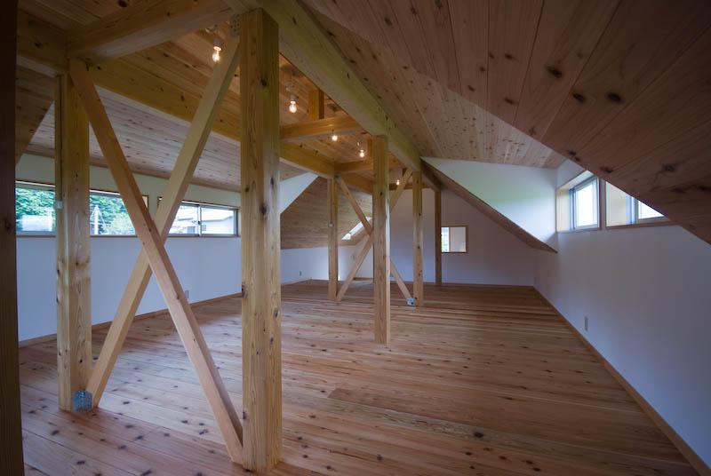 goma_Houseの部屋 広々としたロフト 3