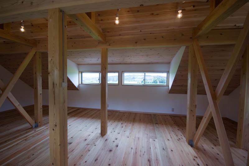 goma_Houseの部屋 広々としたロフト 2