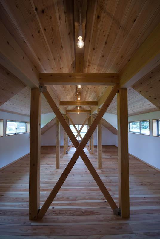 goma_Houseの部屋 広々としたロフト 1
