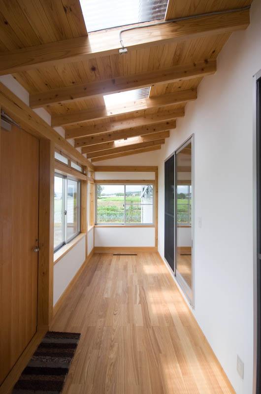 goma_Houseの部屋 日差しを取り込むサンルーム 2