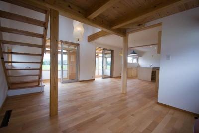 goma_House (サンルーム・居間)